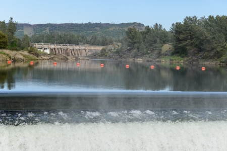 diversion: Oroville California Dam