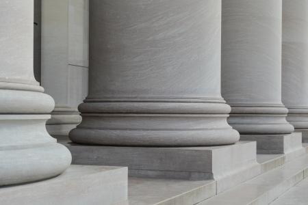 academia: Columns and Steps