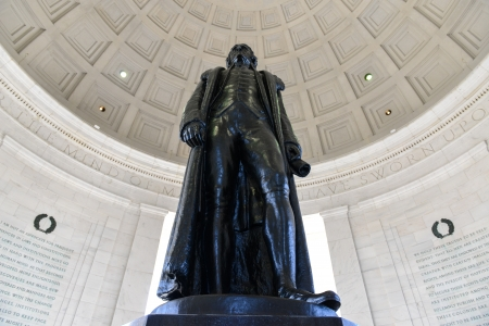 Thomas Jefferson Statue photo