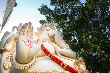 Ganesha Statue in Bangalore Foto de archivo
