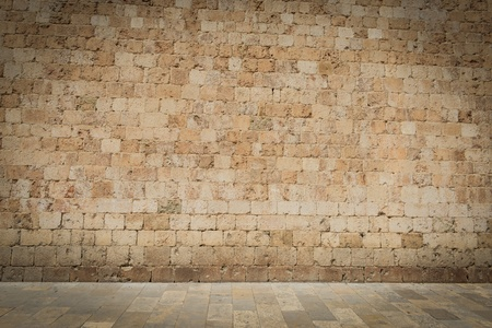 Old Brick Wall Background Stock Photo - 21742567