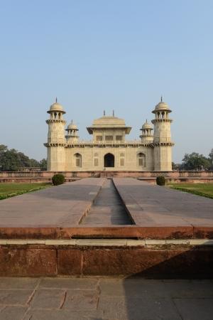 Itimad-ud-Daulah or Baby Taj in Agra India photo