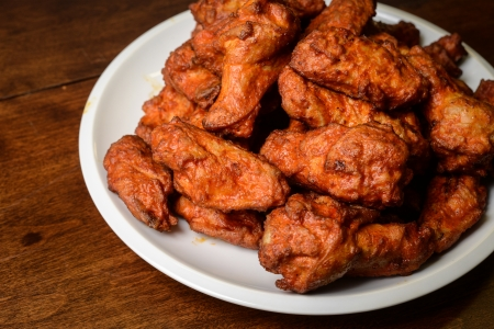 hot wings: Chicken Buffalo Wings