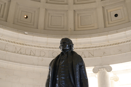 thomas: Jefferson Memorial in Washington DC