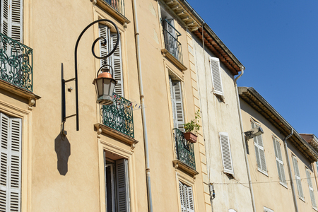 Exterior of Homes in France photo