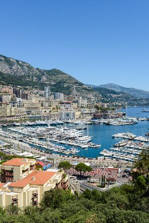 carlo: Monte Carlo Monaco Stock Photo