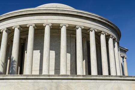 Jefferson Memorial Building photo