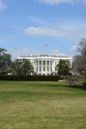 white house: White House of the United States Editorial