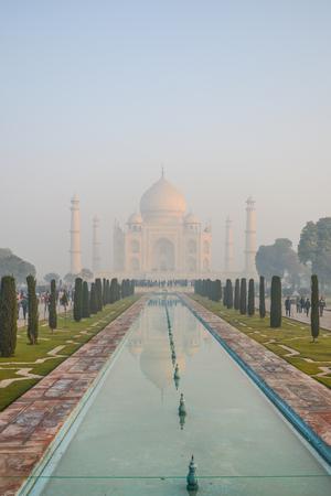 jehan: Taj Mahal in Agra India