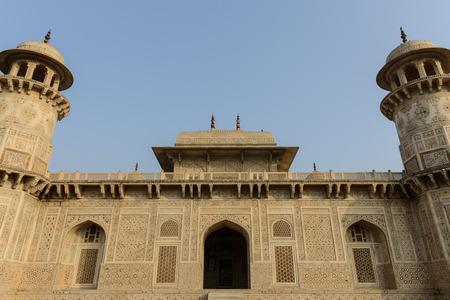 Itimad-ud-Daulah or Baby Taj in Agra India