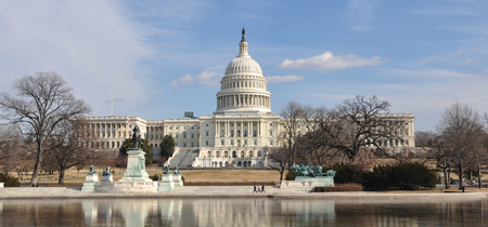 neoclassic: Capitol Hill in the Winter