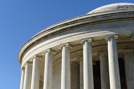Jefferson Memorial in Washington DC photo