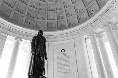 thomas: Thomas Jefferson Statue Editorial