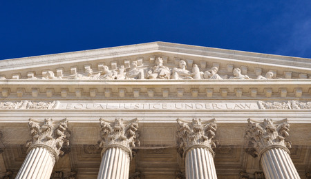 federal states: Supreme Court Building