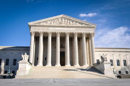 Hooggerechtshof Stockfoto - 33263124