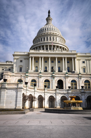 congressional: Capitol Hill Building in Washington DC