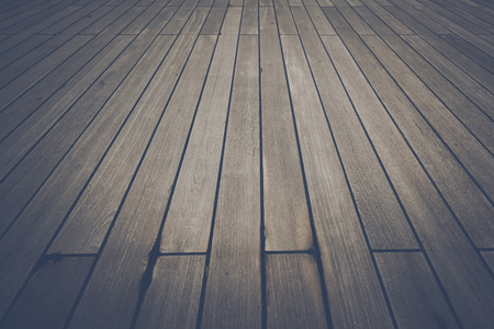 ship deck: Wooden Ship Deck Background with Retro