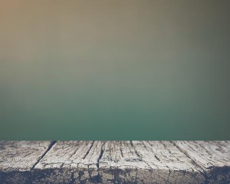 Blurred Abstract Aqua Blue Background