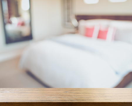 dorm: Blurred Bedroom applying Retro Style Filter