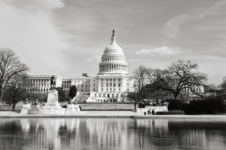 Capitol Hill Building 版權商用圖片