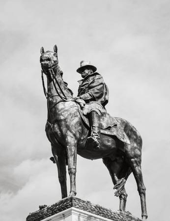 Ulysses S. Grant Memorial in Washington DC 版權商用圖片