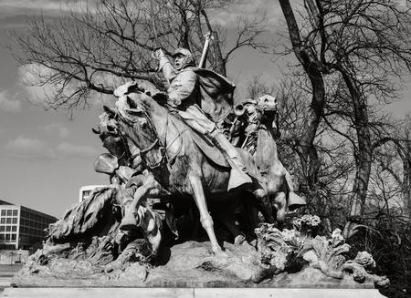 Civil War Memorial Redakční