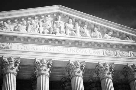 federal states: Supreme Court of the United States of America