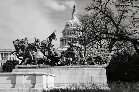 Civil War Memorial Washington DC