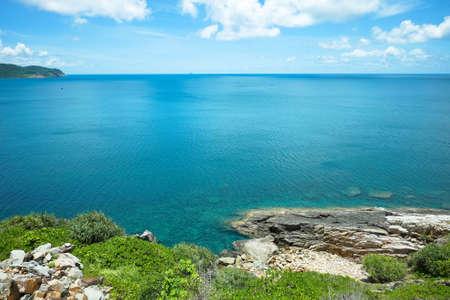 con dao: Mavelous landscape on Con Dao island