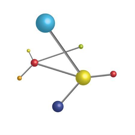 bond: Molecule bond atom