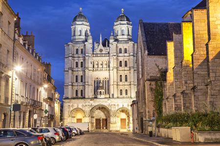 Saint-Michel church in Dijon, France