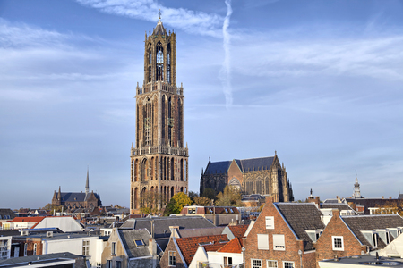 Dom Tower of St Martin