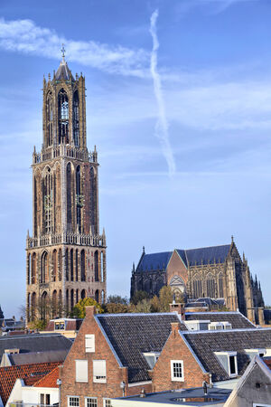 dom: Dom Tower of St Martin