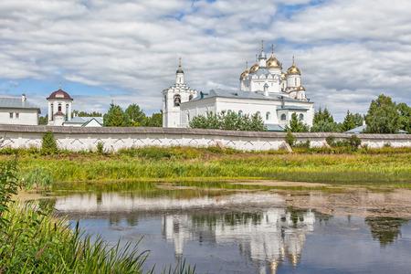boldino: Trinity Monastery in Boldino, Smolensk oblast, Russia