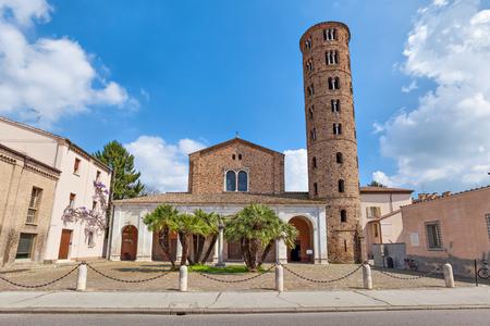 ravenna: Basilica di Sant Apollinare Nuovo - 6th century church, Ravenna, Italy