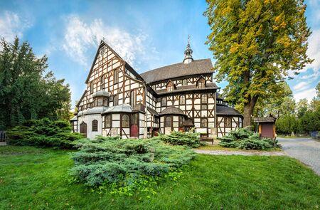 Church of Peace in Swidnica, Lower Silesia, Poland