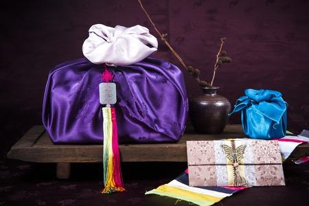 Oriental Style New Year Concept Object 版權商用圖片