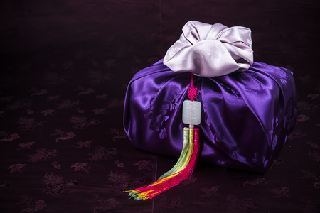 tradition: Oriental Style New Year Concept Object Stock Photo
