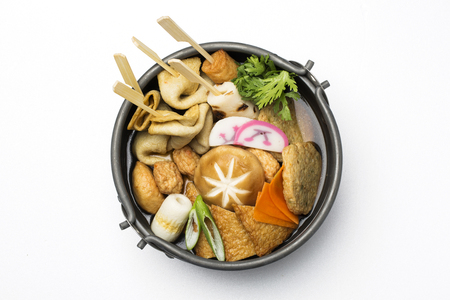 Koreaanse Snack Foods  Street Food Stockfoto