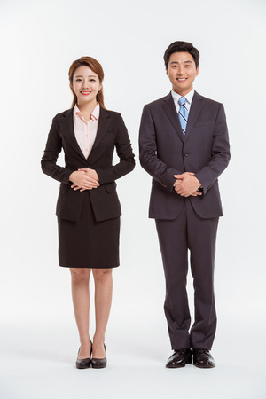 Portrait of Professional Asian Business Person