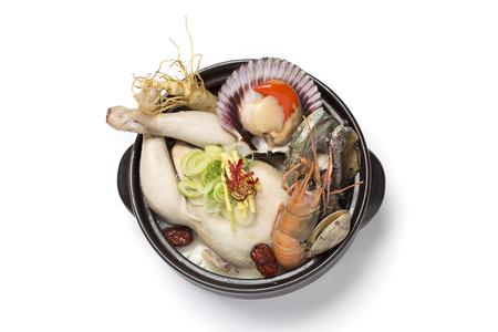 Korean Healthy Food
