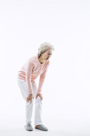 Asian Elderly, Senior Lifestyle Banque d'images