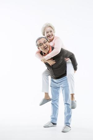 Asian Ältere, Ältere Lifestyle Standard-Bild - 66355038
