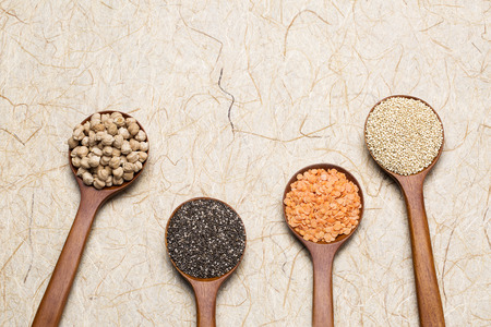 studio b: Superfood Collection(Different Kinds of Grains and Seeds)