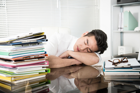 knocked out: Different aspects of young working people