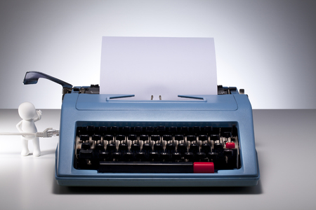 Typewriter and social networking