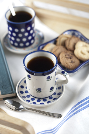 tarde de cafe: ajuste del tiempo de café de la tarde