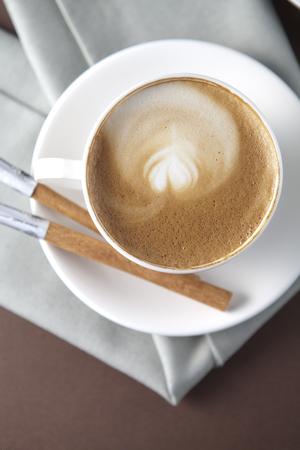 afternoon cafe: ajuste del tiempo de café de la tarde
