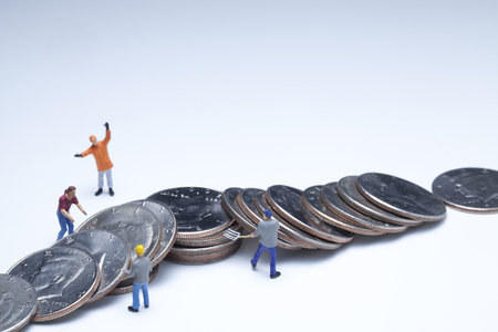 the daily grind: U.S. half dollar coins