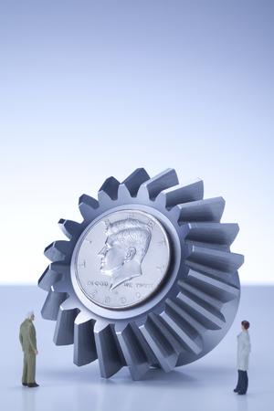 the daily grind: U.S. half dollar